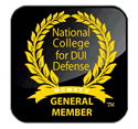 National college for DUI defence
